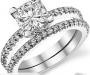 Krystal engagement ring