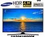 2016 Samsung Ku6000 50 inch 4k smart TV HDR