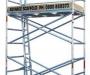 Aluminium scaffold tower