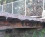 Bridge for removal