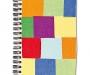 Coloured mini tissue squares
