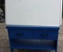 Magnetic whiteboard unit