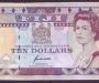 FIJI 1992 banknote
