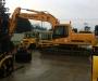 Hyundai R250-7 excavator, year 2013