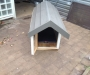 Insulated Wooden Dog Kennels