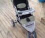 Safety first 3 wheel stroller