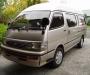 ***Toyota Hiace Grand Cabin Minivan***