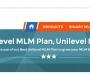 Unilevel MLM // Unilevel MLM Plan