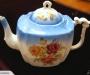 Vinage victorian teapot