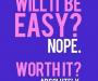Work smarter, not harder. Seeking entrepeneurs